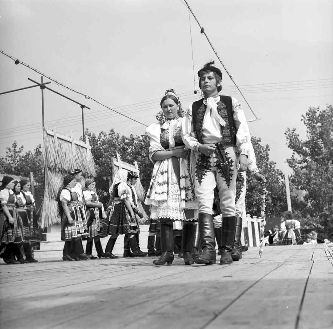 folklorne slavnosti krakovany 1972