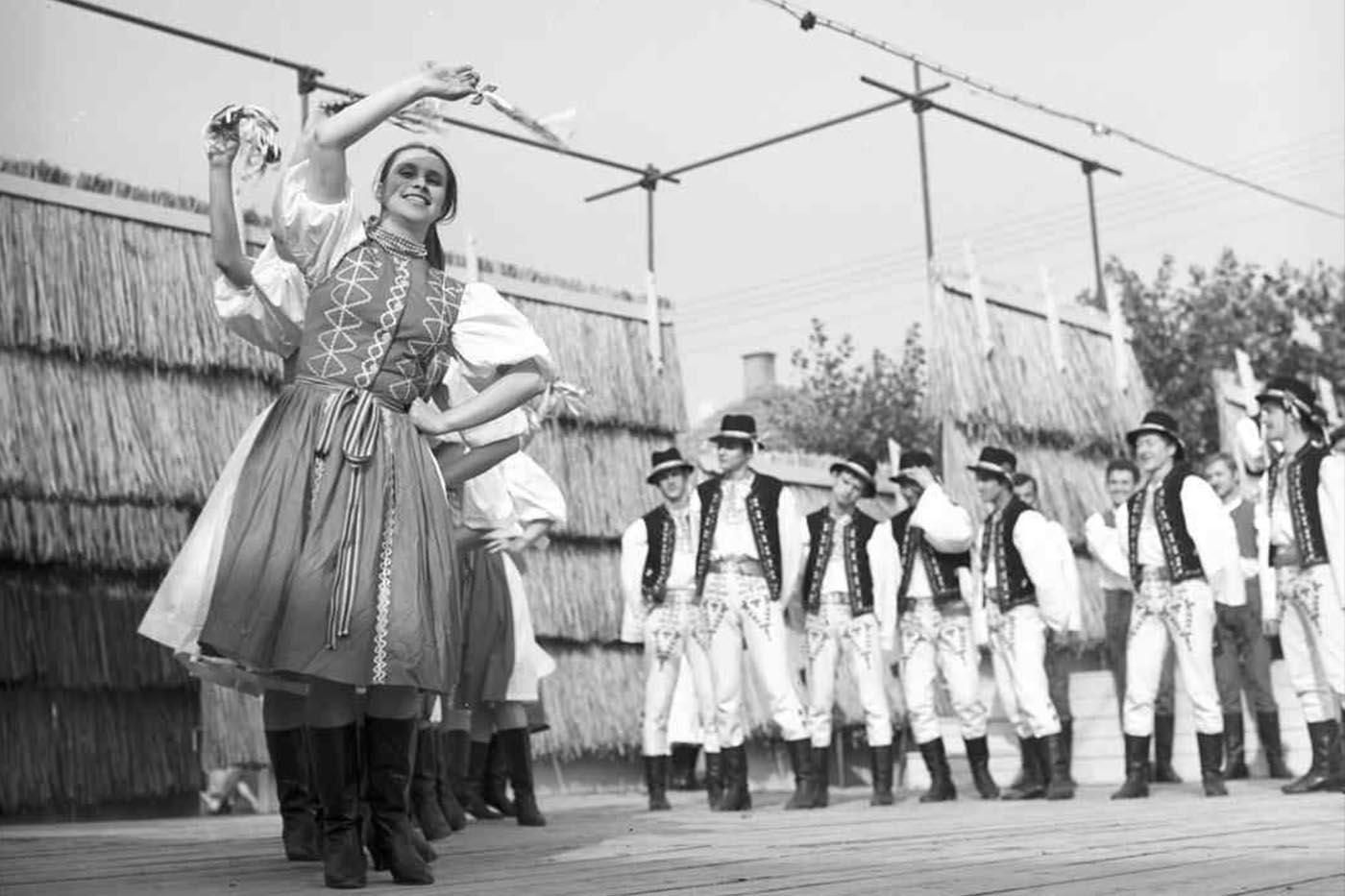 Folklórny festival